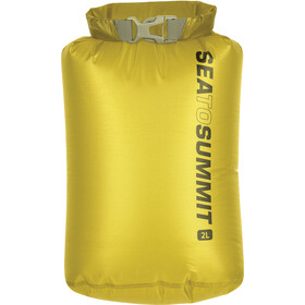 Sea to Summit Ultra-Sil Nano Dry Sack 2L bottle, lime